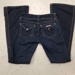 Hudson Flare Leg Jeans Size 28